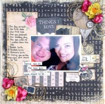 scrapbook picture collage boyfriend