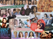 GREY'S ANATOMY COLLAGE greys anstomy